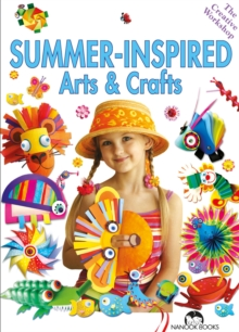 Image for Summer-inspired arts & crafts