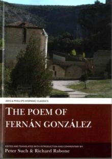Image for The poem of Fernâan Gonzâalez