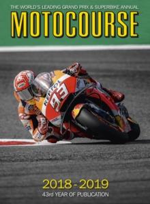 Image for Motocourse 2018-19 : The World's Leading Grand Prix & Superbike Annual