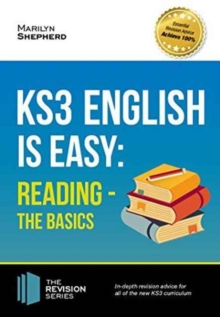 Image for KS3 English is easy: Reading :