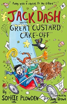 Image for Jack Dash and the great custard cake-off