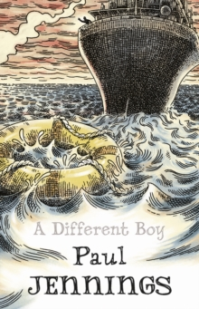 Image for A different boy
