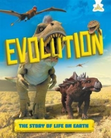 Image for Evolution  : the incredible story of life is told in just one book