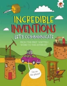 Image for Let's communicate  : from the first written word to the Internet
