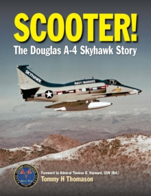 Image for Scooter!  : the Douglas A-4 Skyhawk story