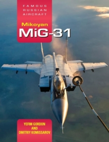 Image for Famous Russian Aircraft: Mikoyan MiG-31
