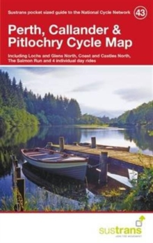 Perth, Callander & Pitlochry Cycle Map 43