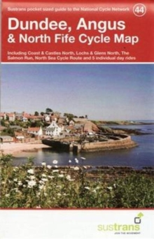 Dundee, Angus & North Fife Cycle Map 44