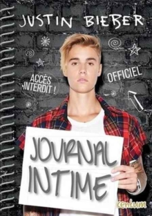 Image for Justin Bieber Secret Journal