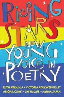 Image for Rising stars  : new young voices in poetry