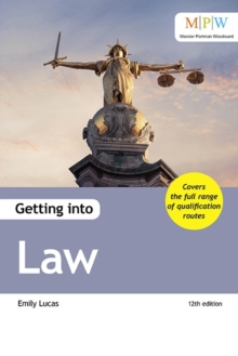 Getting into law - Lucas, Emily