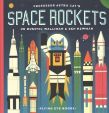 Image for Professor Astro Cat's space rockets