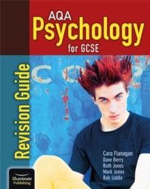 Image for AQA Psychology for GCSE: Revision Guide