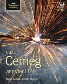 Image for CBAC Cemeg ar gyfer U2