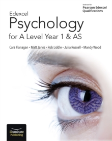 Image for Edexcel Psychology for A Level Year 1 and AS: Student Book