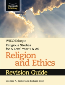 Image for WJEC/Eduqas religious studies for A level Year 1 & AS: Religion and ethics