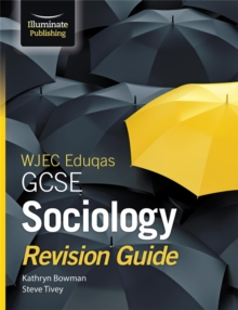 Image for WJEC Eduqas GCSE Sociology Revision Guide