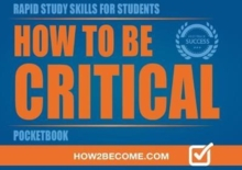 Image for How to be critical pocketbook