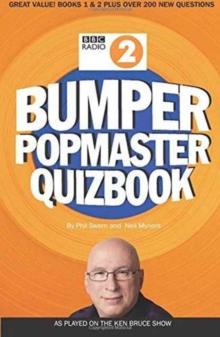Image for Bumper Popmaster Quiz Book