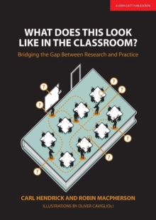 Image for What does this look like in the classroom?  : bridging the gap between research and practice