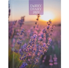 Image for Dairy Diary 2022 : Loved by 25 million since its launch, this anniversary edition is the best yet! Beautiful A5 week-to-view diary with 52 delicious triple-tested weekly recipes and much more.