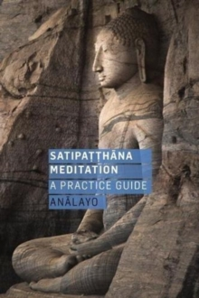 Image for Satipatthana meditation  : a practice guide