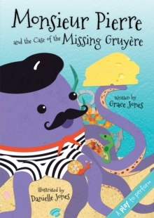 Image for Monsieur Pierre and the case of the missing gruyâere