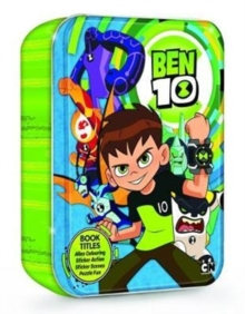 Image for Ben 10 Tin of Books