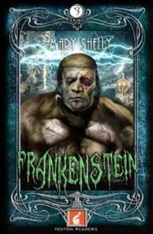 Image for Frankenstein Foxton Reader Level 3 (900 headwords B1/B2)