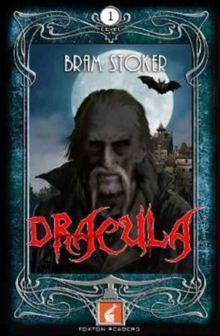 Image for Dracula Foxton Reader Level 1 (400 headwords A1/A2)