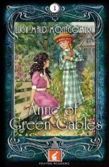 Image for Anne of Green Gables Foxton Reader Level 1 (400 headwords A1/A2)