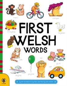 Image for First Welsh words