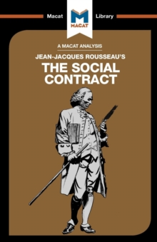 Image for An Analysis of Jean-Jacques Rousseau's The Social Contract
