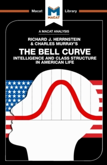 Image for The Bell Curve : Intelligence and Class Structure in American Life