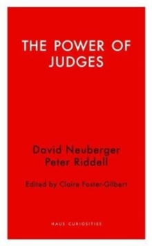 Image for The power of judges