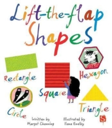 Image for Lift-the-flap shapes