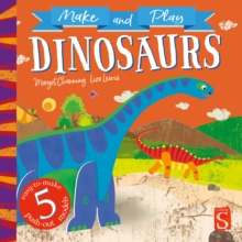 Image for Make and Play Dinosaurs