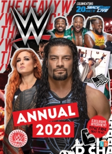 WWE Official Annual 2020 - Little Brother Books