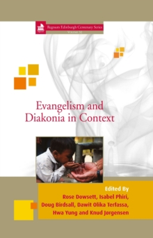 Image for Evangelism and Diakonia in Context