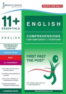 Image for 11+ English Comprehensions: Contemporary Literature Book 1 (Standard Format)