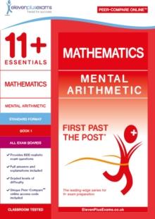 Image for 11+ Essentials Mathematics: Mental Arithmetic Book 1