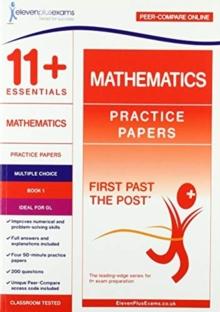 Image for 11+ ESSENTIALS MATHEMATICS
