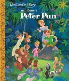 Image for A Treasure Cove Story - Peter Pan