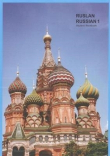Image for Ruslan Russian 1: a communicative Russian course. Student Workbook with free audio download