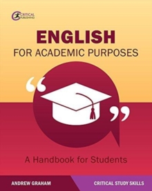 Image for English for academic purposes  : a handbook for students