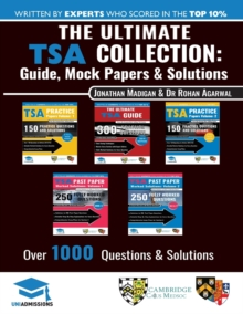 Image for The Ultimate Tsa Collection : 5 Books in One, Over 1050 Practice Questions & Solutions, Includes 6 Mock Papers, Detailed Essay Plans, 2019 Edition, Thinking Skills Assessment, Uniadmissions