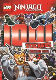 Image for Lego - Ninjago - 1001 Stickers