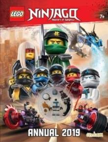 Image for Lego Ninjago Annual 2019
