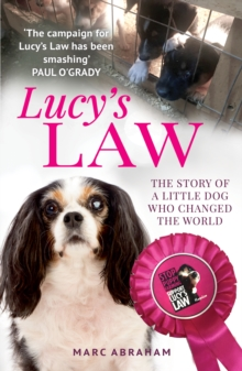 Image for Lucy's law  : the story of a little dog who changed the world
