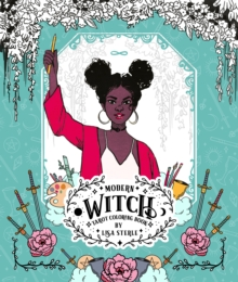 Image for Modern Witch Tarot Coloring Book